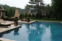 Pool areas and Water Features - 4: