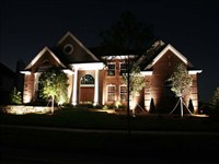 Landscape Night Lighting - 2: